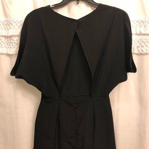 BCBG Black Holiday Dress